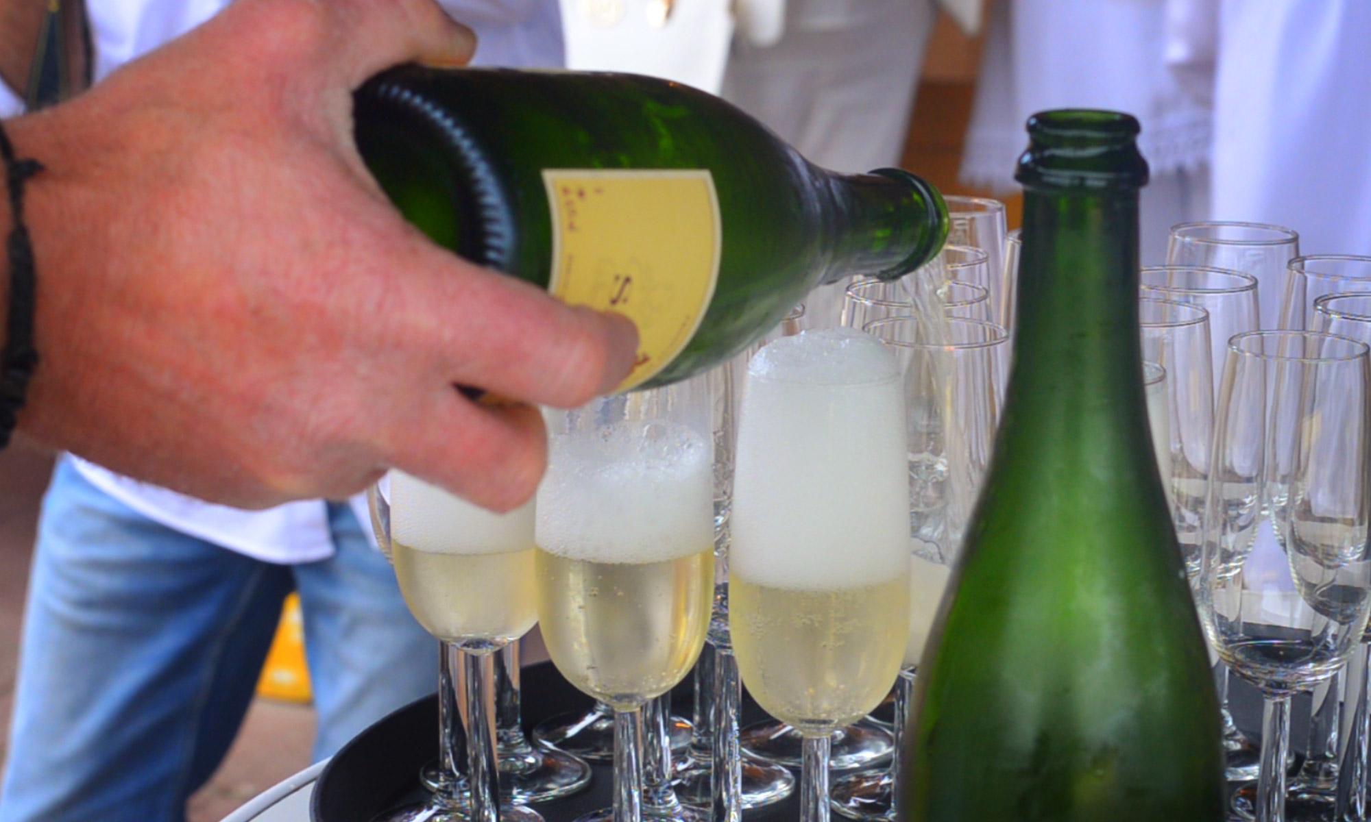 Kaap Hoorn Terschelling Champagne