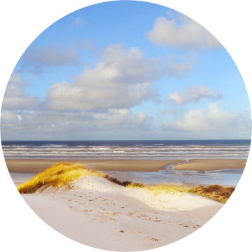 Kaap Hoorn strandovergang