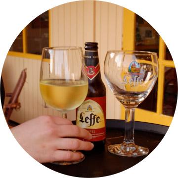 Kaap Hoorn Terschelling drankjes